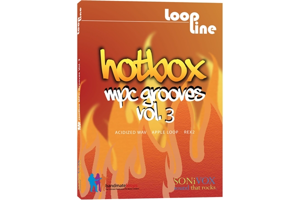 Sonivox - Hotbox Vol 3 MPC Grooves