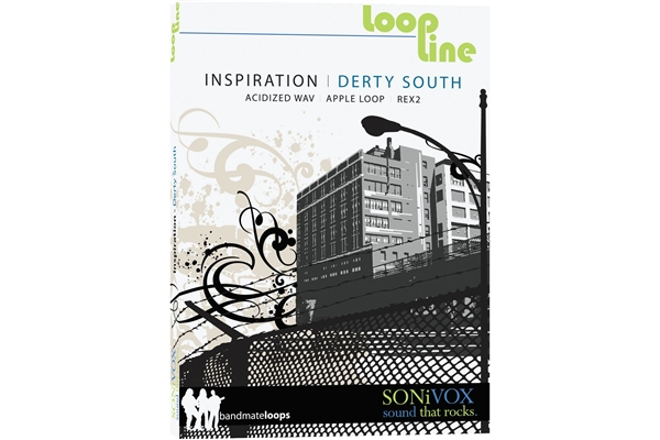 Sonivox - Inspiration Hip-Hop Derty South