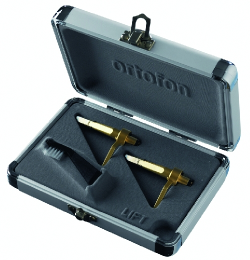 Ortofon - Gold Concorde Twin (two cartridges)