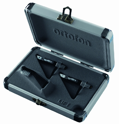Ortofon - Q.Bert Concorde Twin (two cartridges)