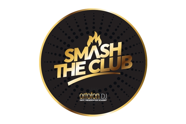 Ortofon - PANNETTO PER GIRADISCHI SMASH THE CLUB