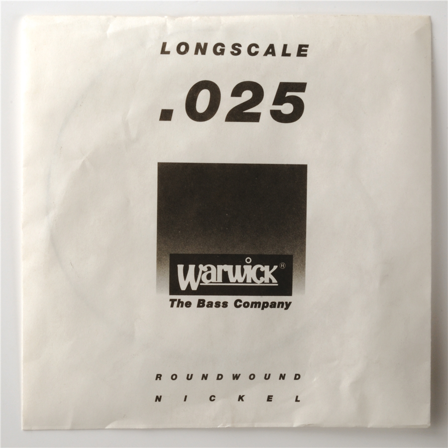 Single String Yellow Label .025