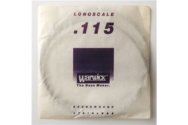 Warwick - Single String Black Label .115