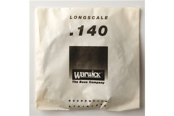 Warwick - Single String Black Label .140
