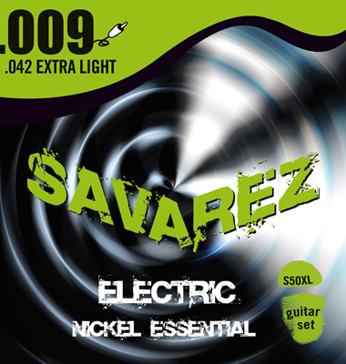 Savarez - S50XL Extra Light .009/.042