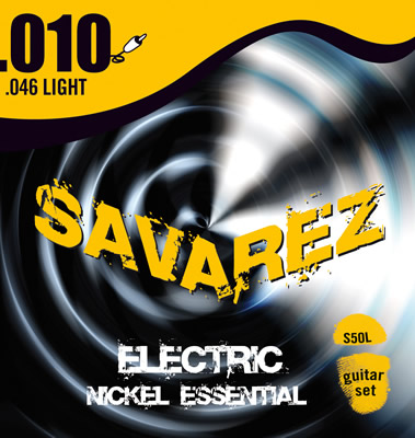 Savarez - S50L Light .010/.046