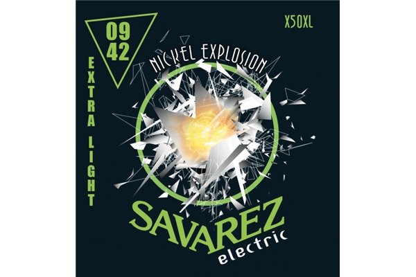 Savarez - X50XL Extra Light .009/.042