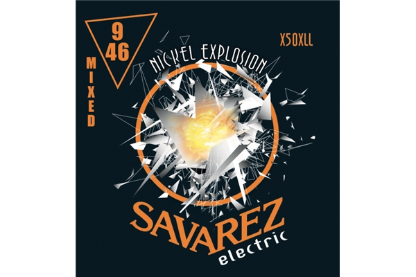 Savarez - X50XLL Extra Light-Light .009/.046