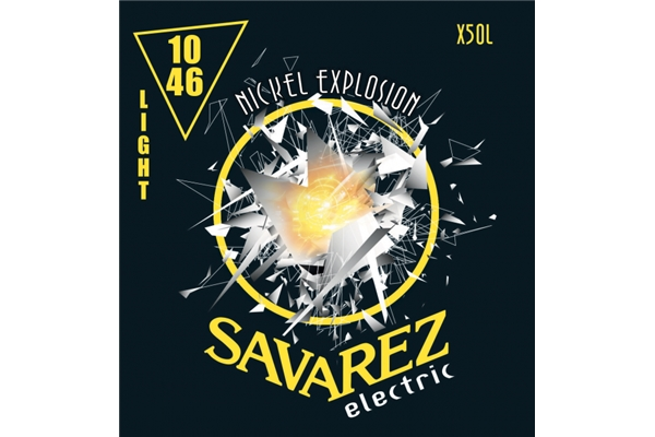 Savarez - X50L Light .010/.046