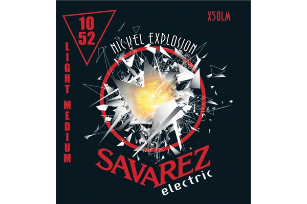 Savarez - X50LM Light-Medium .010/.052