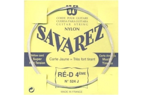 Savarez - 524J Corda singola RE-D-4