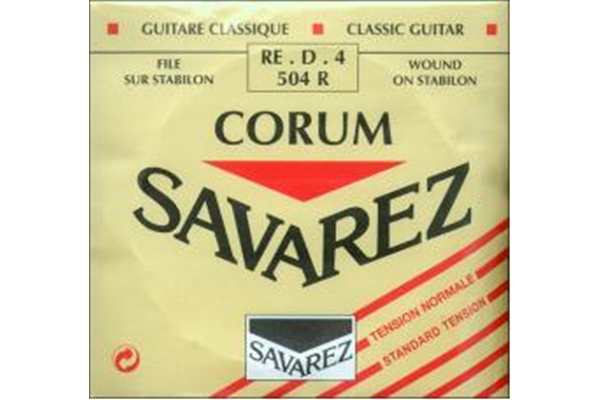 Savarez - 504R Corda singola RE-D-4