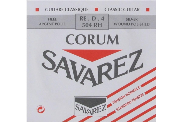 Savarez - 504RH Corda singola RE-D-4