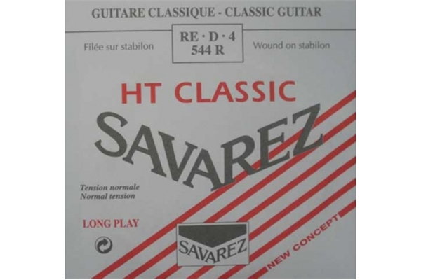 Savarez - 544R Corda singola RE-D-4