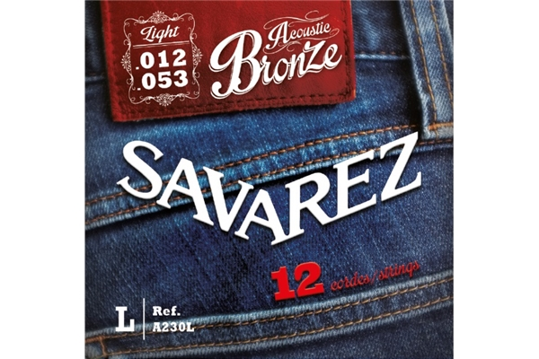 Savarez - A230L-Light