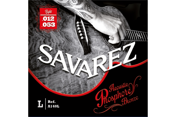 Savarez - A140L Light 12-53 Set/6