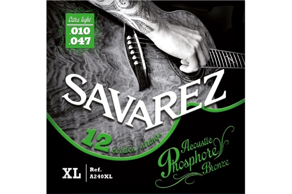Savarez - A240XL-Extra Light