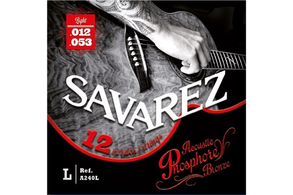 Savarez - A240L-Light