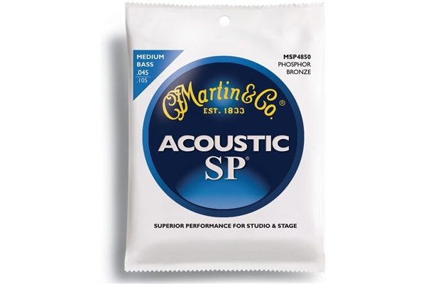 Martin & Co. - MSP4850 - Muta per basso acustico medium