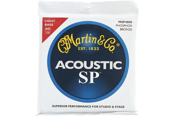 Martin & Co. - MSP4800 - 40/105 basso acustico Ph