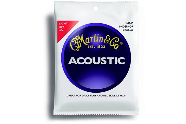 Martin & Co. - M540 - Muta per chitarra acustica light :