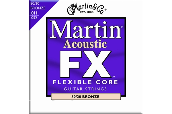 Martin & Co. - MFX675 - Muta FX Custom Light NEW