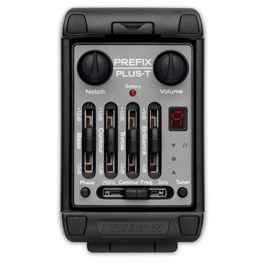 PRO-MAN-PT4  Prefix Plus-T Preamp - narrow format