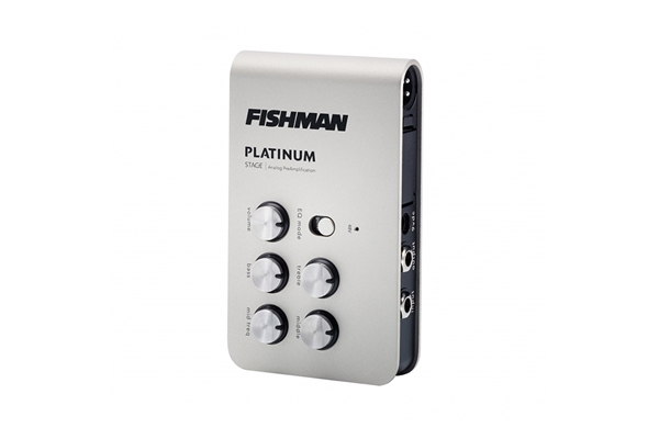 Fishman - PRO-PLT-301 Platinum Stage EQ/DI Analog Preamp