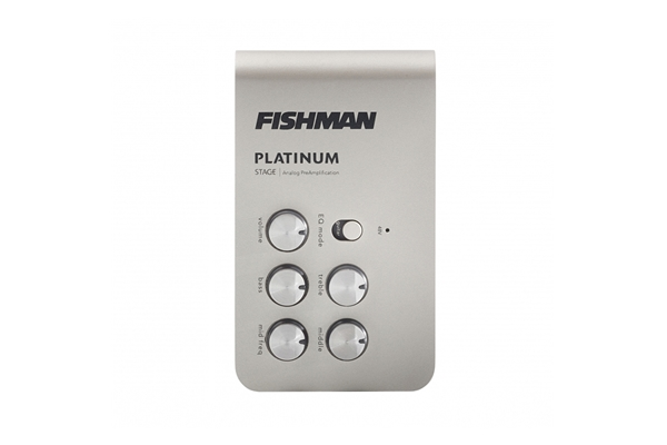Fishman - Platinum Stage EQ/DI Analog Preamp