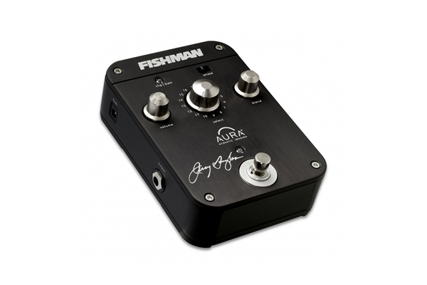 Fishman - PRO-AIP-JD1 Jerry Douglas Signature Series - Aura Imaging Pedal