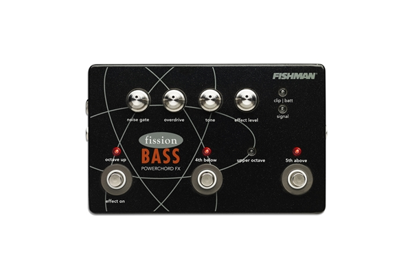 Fishman - Fission Bass Powerchord FX Pedal