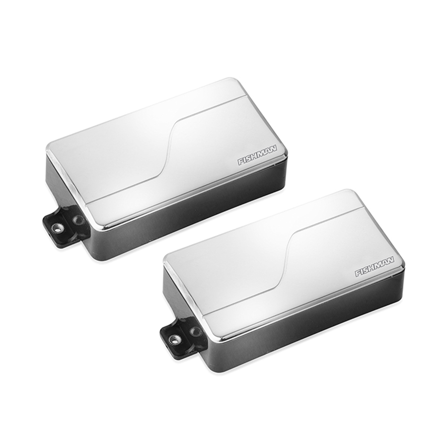 Fluence Modern Humbucker Set/2 6 Corde Nickel