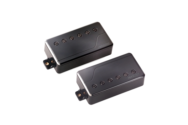 Fishman - PRF-CHB-SB2 Fluence Classic Humbucker, Black Nickel, Set