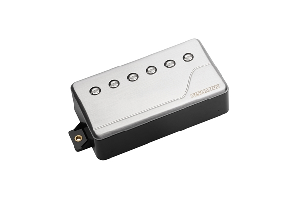 Fishman - PRF-CHB-NR1 Fluence Classic Humbucker, Brushed Stainless, Neck