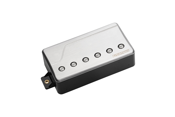 Fishman - PRF-CHB-BR1 Fluence Classic Humbucker, Brushed Stainless, Bridge