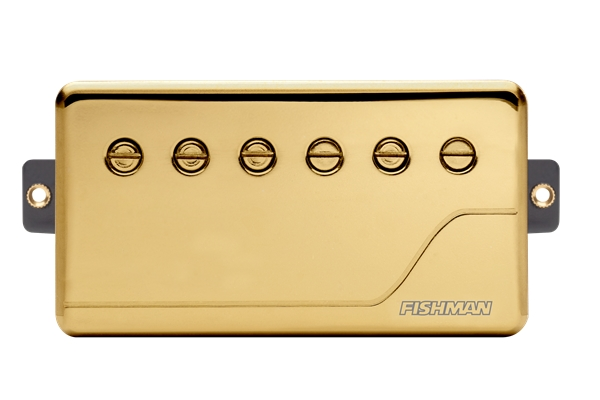 Fishman - PRF-CHB-NG1 Fluence Classic Humbucker, Gold, Neck