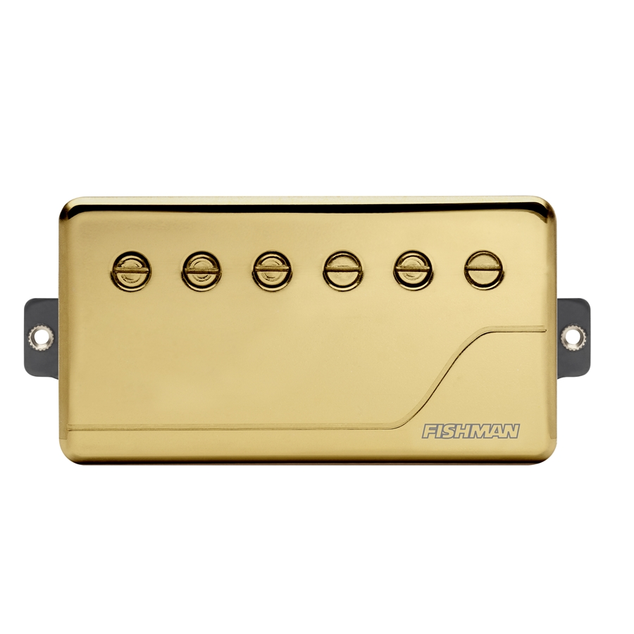 PRF-CHB-BG1 Fluence Classic Humbucker, Gold, Bridge