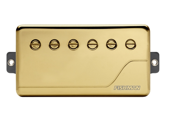 Fishman - PRF-CHB-BG1 Fluence Classic Humbucker, Gold, Bridge
