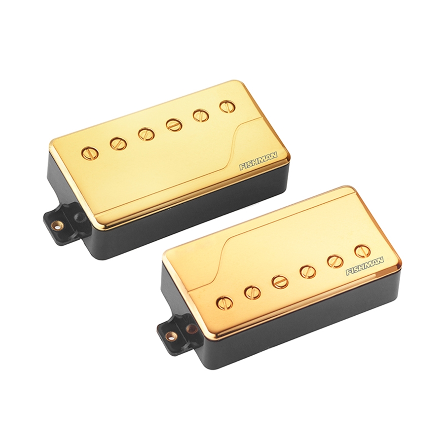 Fluence Classic Humbucker Set/2 Gold