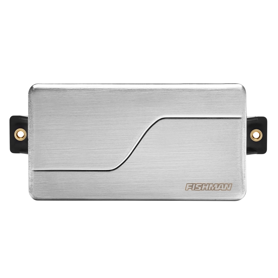 PRF-MHB-CR1 Fluence Modern Humbucker 6 corde, Ceramic, Brushed Stainless