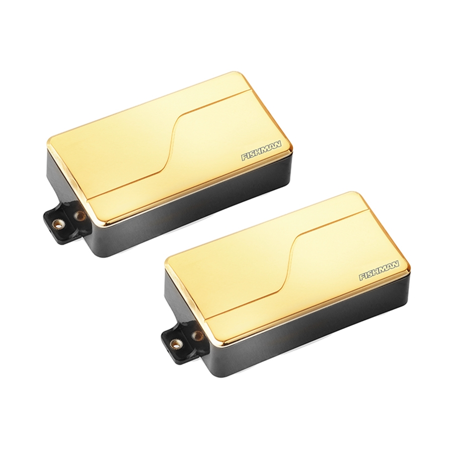 Fluence Modern Humbucker Set/2 6 Corde Gold