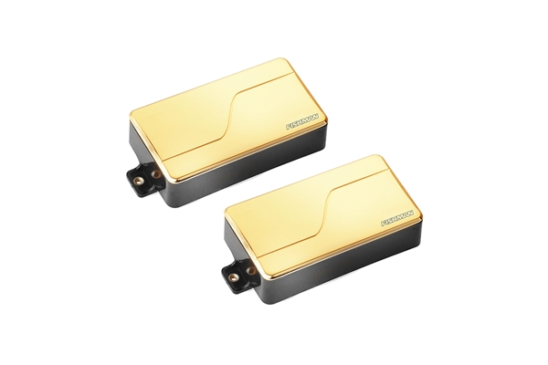 Fishman - PRF-MHB-SG2 Fluence Modern Humbucker 6 corde, Gold, Set/2