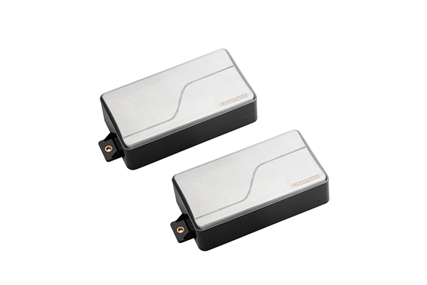 Fishman - Fluence Modern Humbucker Set/2 7 Corde Brushed Stainless