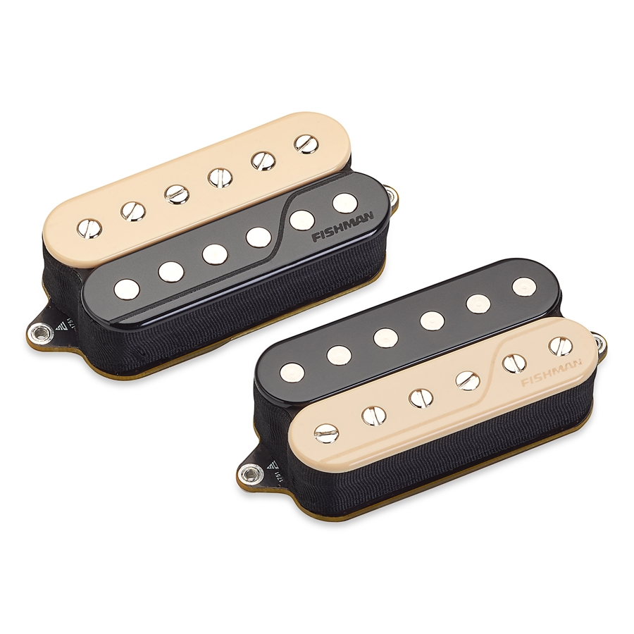 Fluence Open Core Classic Humbucker Set/2 6 Corde Zebra