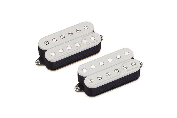 Fishman - Fluence Open Core Classic Humbucker Set/2 6 Corde White