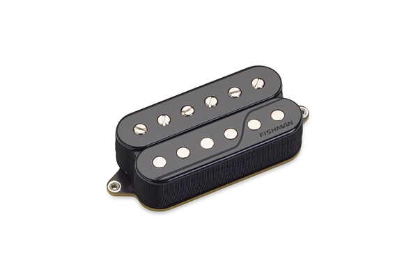 Fishman - Fluence Open Core Classic Humbucker Bridge 6 Corde Black
