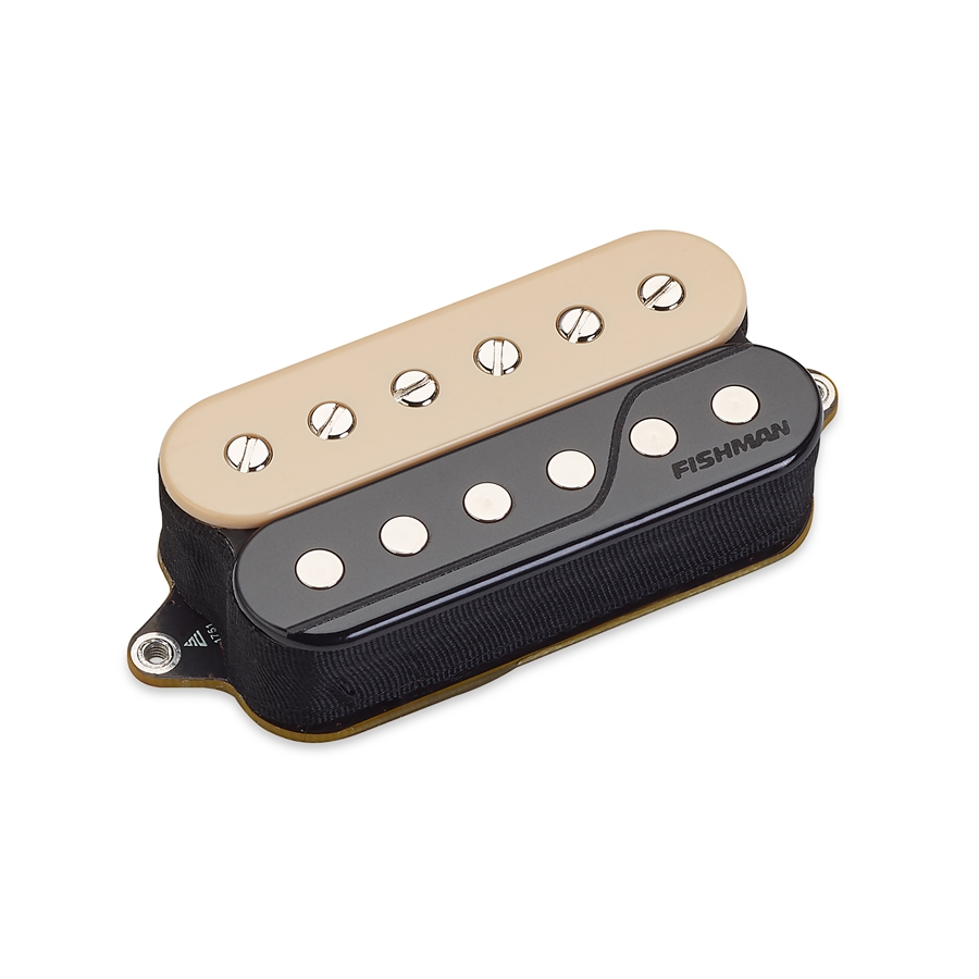 Fluence Open Core Classic Humbucker Bridge 6 Corde Zebra