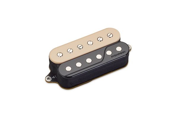 Fishman - Fluence Open Core Classic Humbucker Bridge 6 Corde Zebra