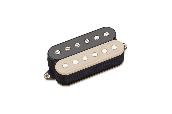 Fishman - Fluence Open Core Classic Humbucker Bridge 6 Corde Reverse Zebra