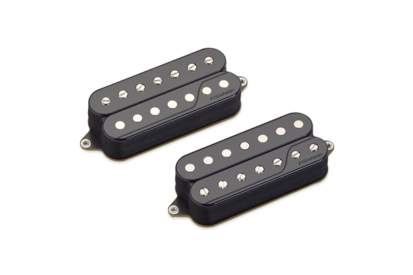 Fishman - Fluence Open Core Classic Humbucker Set/2 7 Corde Black